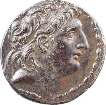 Syrie, Antiochus VII évergète, tétradrachme, Antioche, c.138-129 av. J.-C