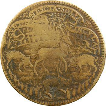 Charles IX, allusion à Diane de Poitiers (?), 1561 Paris