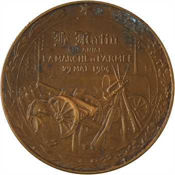 IIIe république, l'Armée et la Presse, par Theunissen, 1904