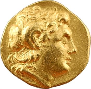 Thrace (Royaume de), Lysimaque, statère, Byzantium ?, c.250-100 av. J.-C.