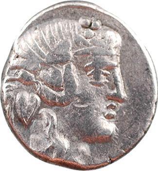Illyrie, Corcyre, didrachme, c.229-48 av. J.-C