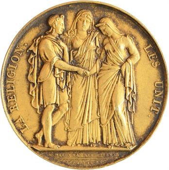 Charles X, mariage du comte de Bourbon-Conty et de Louise de Verteillac, 1828 Paris
