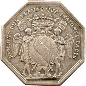 Bretagne, René-François marquis de Menou, lieutenant du Roi au château de Nantes