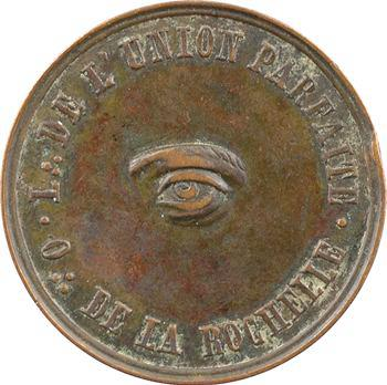 Orient de La Rochelle, loge de l'Union parfaite , s.d. (1839) Paris