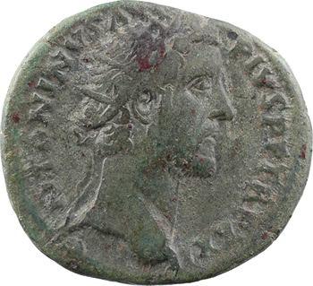 Antonin le Pieux, dupondius, Rome, 157-158