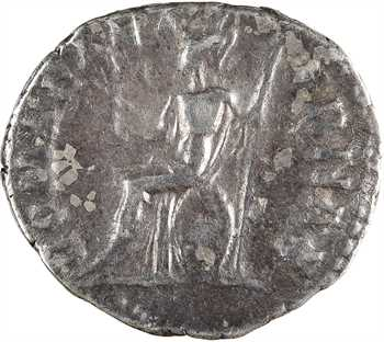 Albin, denier, Rome, 194