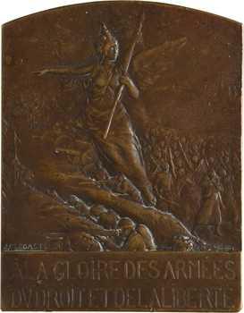 Legastelois (J. P.) : À la gloire des armées, WW1, s.d. Paris