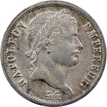 Premier Empire, 2 francs Empire, 1811 Rouen