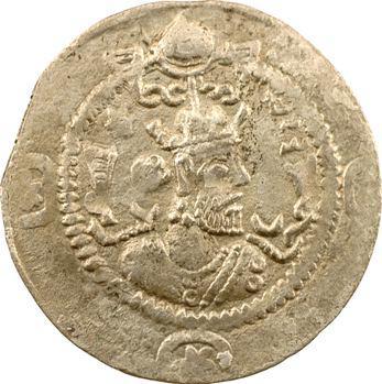 Royaume Sassanide, Kavad Ier, drachme, An 14 (c.512-513) Ahwaz