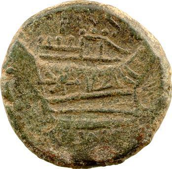 Sextus Pompée, as, Sicile, 43-36 av. J.-C.