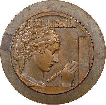 Delannoy (M.) : Reconnaissance, épreuve uniface, s.d. Paris