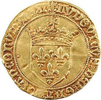 Louis XII, écu d'or au soleil (larme), Châlons-en-Champagne