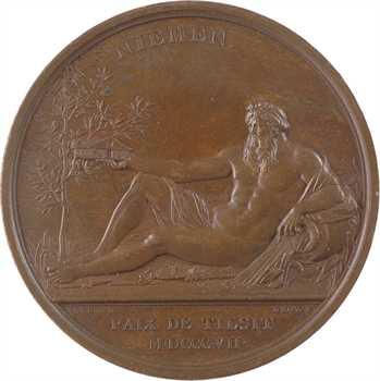 Premier Empire, la Paix de Tilsit avec la Russie et la Prusse, 1807 Paris, PCGS SP64