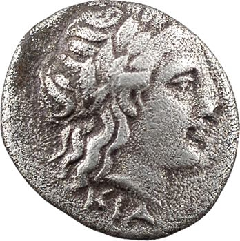 Bithynie, Kios, hémidrachme au nom du magistrat Proxenos, c.350-300