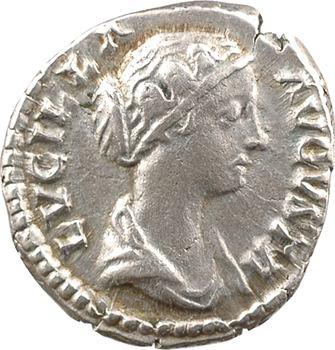 Lucille, denier, Rome, 182
