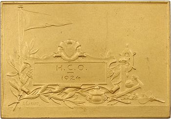 IIIe République, Canots de sauvetage (H.C.O.), par Cariat, 1924 Paris