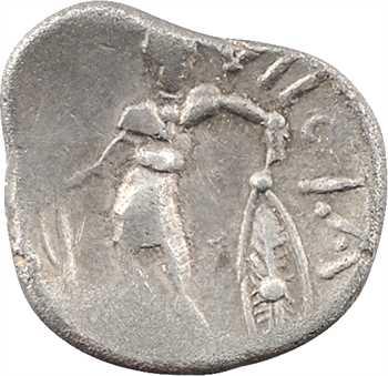 Éduens, quinaire classe IV (VIIPOTAL), c.Ier s. av. J.-C.