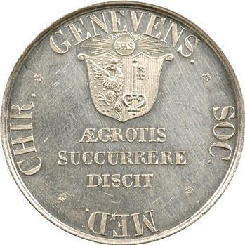 Suisse, Société médicale et chirurgicale de Genève, s.d