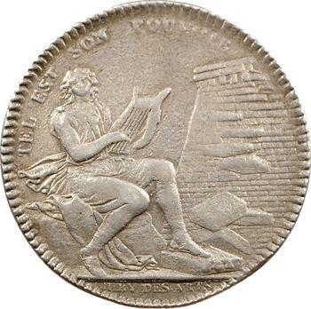 Directoire, Théâtre de la République et des Arts, An VII (1799)