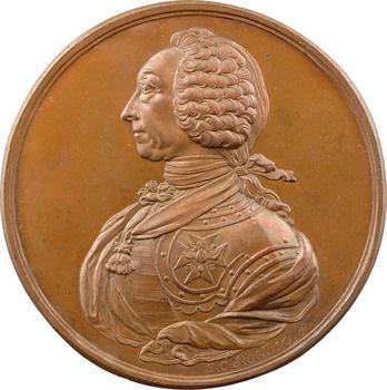 Foucquet (Ch.-L.-A.) et la Société des Arts de Metz, 1760 Paris