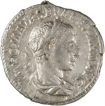 Sévère Alexandre, denier, Rome, 223