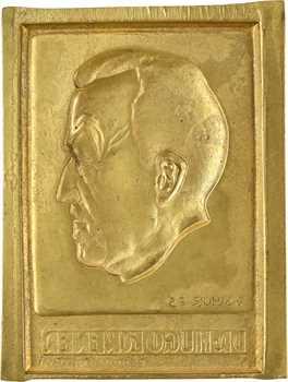 Allemagne, Dr Hugo Eckener (Zeppelin), par Schulz, 1925