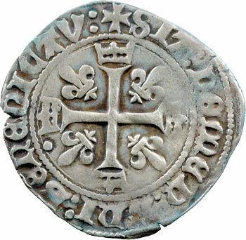 Charles VIII, Karolus ou dizain, Troyes