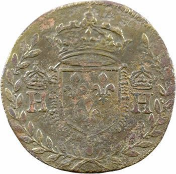 Henri III, jeton IGNITVM etc., s.d.