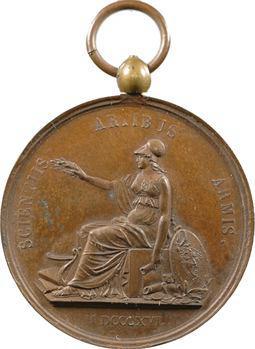 Louis XVIII, prix de l'école de Sorèze, 1816 (après 1860)