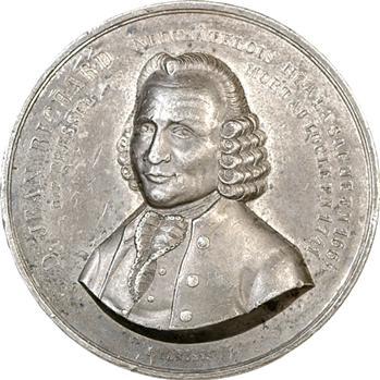 Suisse, Daniel Jeanrichard, père de l'industrie horlogère du Jura, s.d. (c.1876-1880)