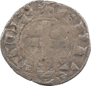 Bretagne (duché de), Jean III, denier, s.d. Nantes