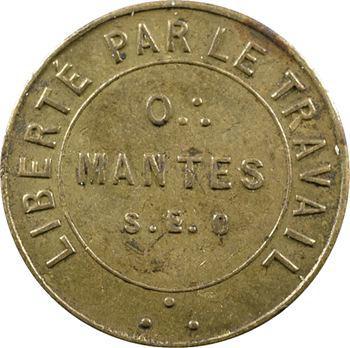 Orient de Mantes, la Liberté par le travail, 5882 (1882) Paris