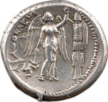 Sicile, Syracuse, règne d'Agathoklès, tétradrachme, c.308-305 av. J.-C.