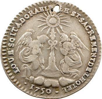 Paris (?), Compagnie du Très Saint-Sacrement de l'autel ?, 1750