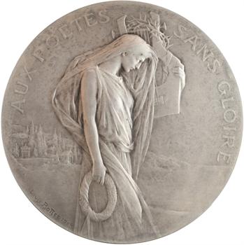 Bottée (L.) : Aux poètes sans gloire, 1905 Paris, SAMF N° 181