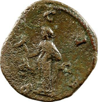Trajan Dèce, sesterce, Rome, 249-251