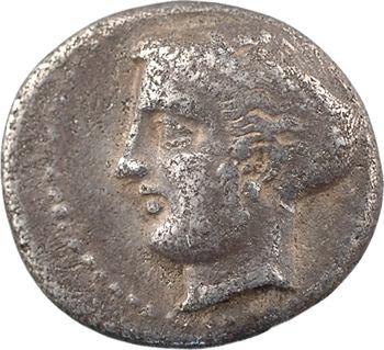 Paphlagonie, Sinope, drachme, c.410-350 av. J.-C.