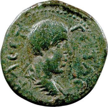 Moésie inférieure, Tomis, Géta, petit bronze, 209-212