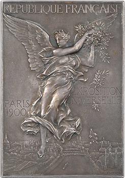 Vernon (F.) : Exposition Universelle et Jeux Olympiques de Paris, prix d'exercices physiques, 1900 Paris