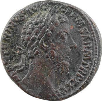 Marc Aurèle, sesterce, Rome, 176-177