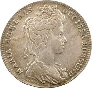 Bourgogne (duché de), Marie-Adélaïde de Savoie, 1706