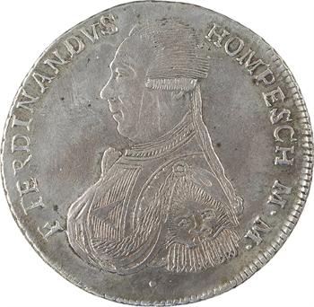 Malte, Ferdinand de Hompesch, 30 tari, 1798 La Valette