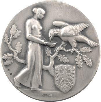 Allemagne, Francfort, participation à l'effort de guerre, N° 71, 1917
