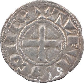 Poitou (comté de), Alphonse de France, denier