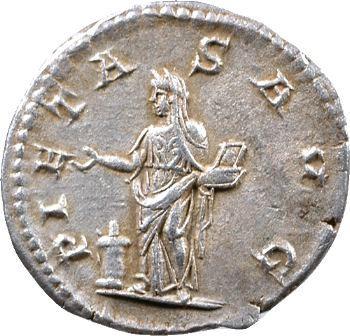 Julia Maesa, denier, Rome, 218-220