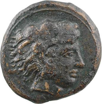 Sicile, Sélinonte, petit bronze ou hémilitron, c.415-409 av. J.-C.