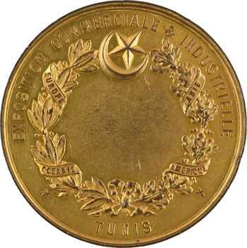 Tunisie, Exposition industrielle et commerciale de Tunis, s.d. Paris
