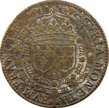 Cour des monnaies, Jacques Poitevin, président, s.d