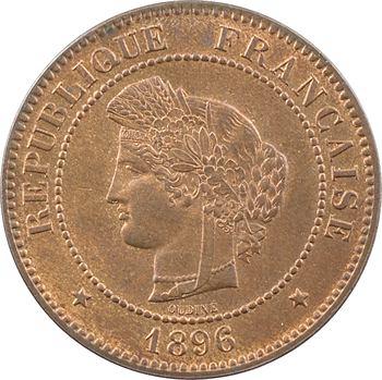 IIIe République, 5 centimes Cérès, 1896 Paris
