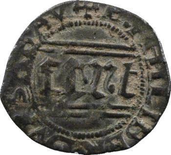 Savoie (duché de), Emmanuel-Philibert, quart de gros 7e type, Chambéry